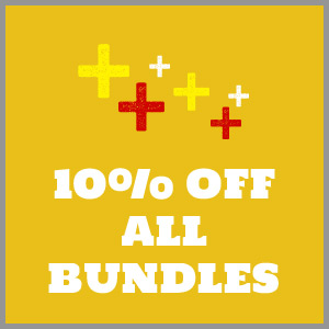 10% OFF ALL BUNDLES