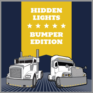 Hidden Lights Bumper Edition